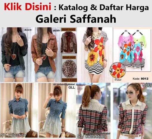 Grosir Baju Fashion Korea up to date